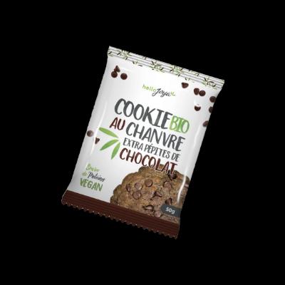 Cookie bio au chanvre