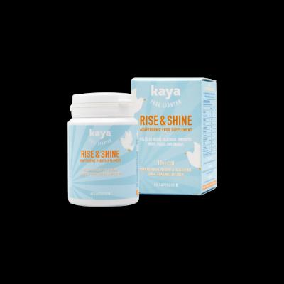 Cure adaptogene fortifiante Kaya Rise and Shine