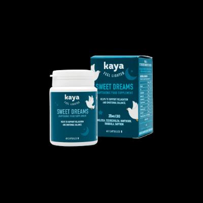 Cure adaptogene sommeil Sweet Dreams Kaya