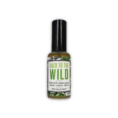 Huile CBD Back to the Wild